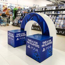 PS4 myymälä