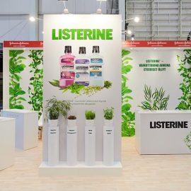 Listerine messuosasto